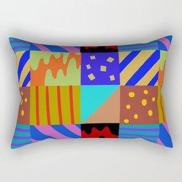TickyTac Hyperbole Rectangular Pillow