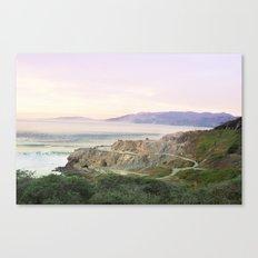 Pacific 2 Canvas Print
