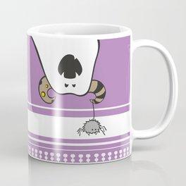 Purple Monster Coffee Mug