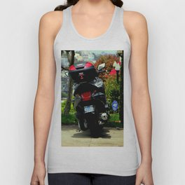 Keep Off The Grass - Or Else Unisex Tank Top