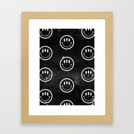 3rd eye (dark) Framed Art Print
