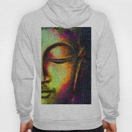 Buddha portrait Hoody