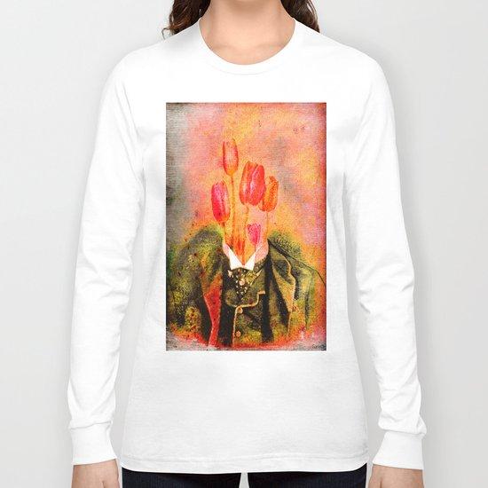 Head of tulip Long Sleeve T-shirt