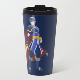 Marth(Smash)Blue Travel Mug