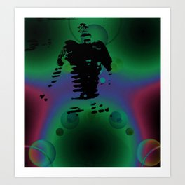 Transpired Art Print