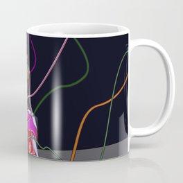 Jessica Biel 80s cyborg Coffee Mug