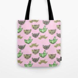 """""""Oro?"""" Cactus Pink Tote Bag"""