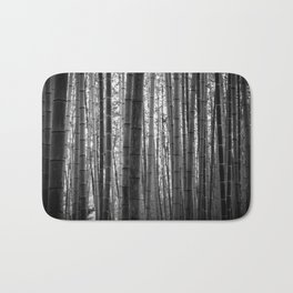Bamboo Monochrome Bath Mat