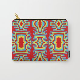 Fire Coral - Coral Reef Series 007 Carry-All Pouch