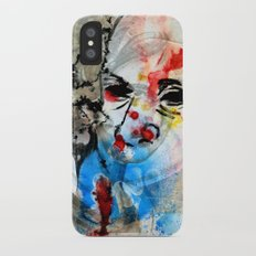 The Face Of The Saint Slim Case iPhone X