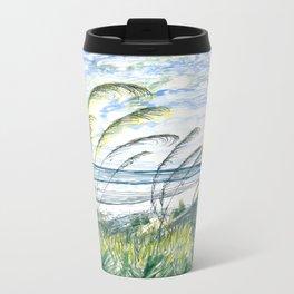 Marsh Beach Travel Mug