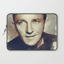 Bing Crosby, Hollywood Legend Laptop Sleeve