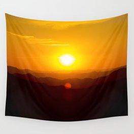 Arizona Sunset Wall Tapestry