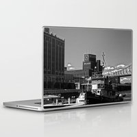 montreal Laptop & iPad Skins featuring Old Port Montreal by Christophe Chiozzi
