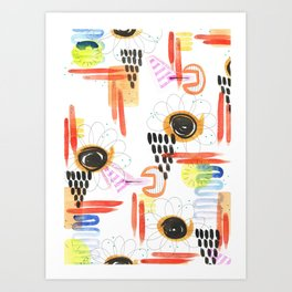 eye see you! Art Print