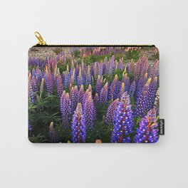 LUPINES FIELD Carry-All Pouch