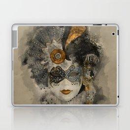 Venetian Mask 2 Laptop & iPad Skin