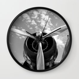 Engine #1 Wall Clock