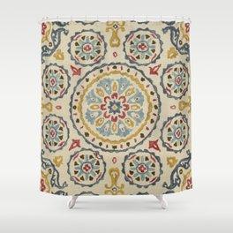 Carpet Design Shower Curtain