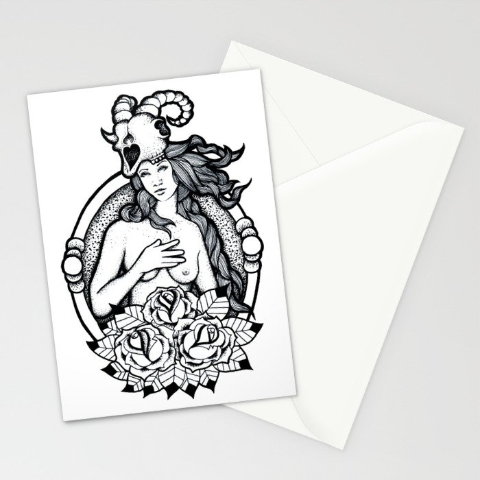 A Passing Glance Stationery Cards