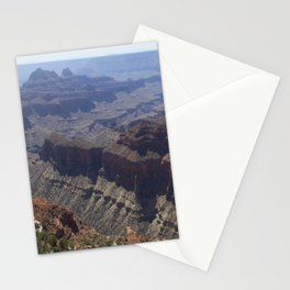 The Grand Canyon, North Rim, Fine Art Photography Stationery Cards