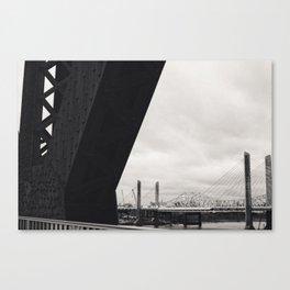Bridge of Secrets Canvas Print