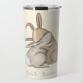 Hugs Bunnies Travel Mug
