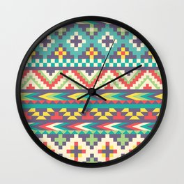 Ultimate Navaho Wall Clock