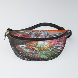 Sonic Wing Fanny Pack