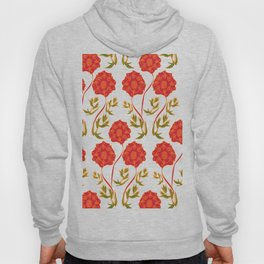 Orchid Pattern Hoody