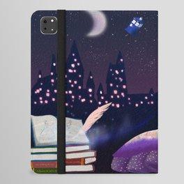 Magical night iPad Folio Case