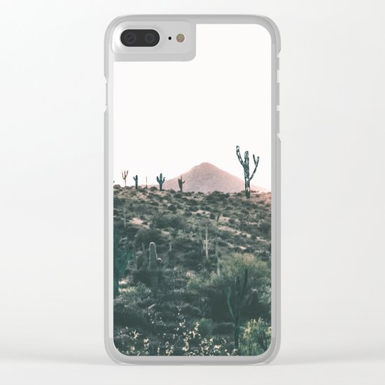 Day Six Clear iPhone Case