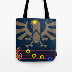 Bioshock Infinite: Song of the Songbird Tote Bag
