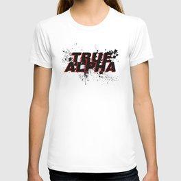 true alpha T-shirt