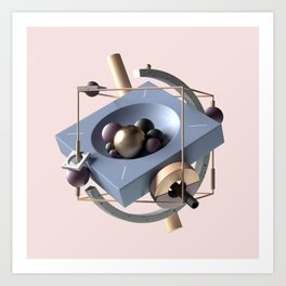 Collective Art Print