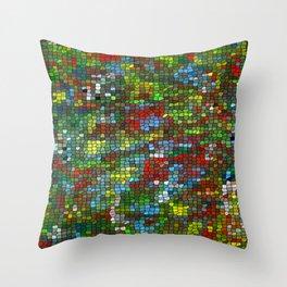 Mosaik  Throw Pillow