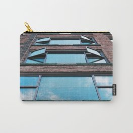 Brick Reflections Carry-All Pouch