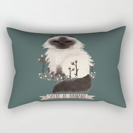 Birman Cat Rectangular Pillow