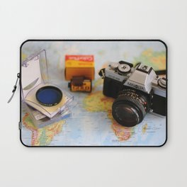 travel edition Laptop Sleeve
