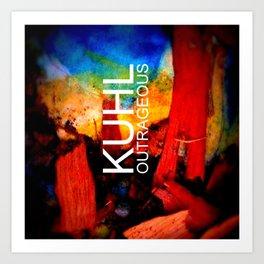 Kuhl's Tee Art Print