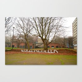 The Heygate Estate (2) Canvas Print