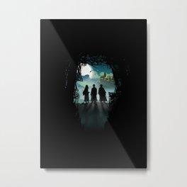 HarryPotter Metal Print