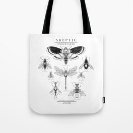 ANOIK Skeptic on Undertaker Tote Bag