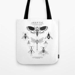ANOIK Skeptic on Undertaker Tote Bag