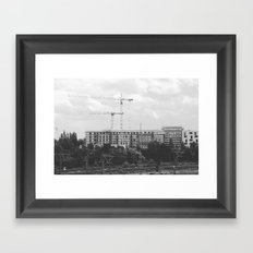 Berlin _ Photography Framed Art Print