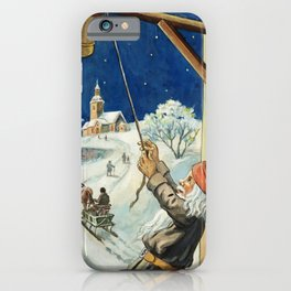"""""""Ring the Bell"""" by Jenny Nystrom iPhone Case"""