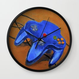 The Controller Wall Clock
