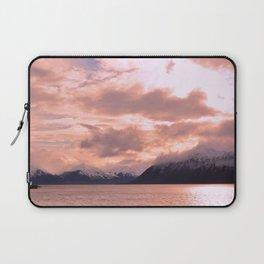 Rose Quartz Over Hope Valley Laptop Sleeve