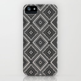 Indi-abstract#01 iPhone Case