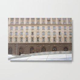 Sofia, Bulgaria Metal Print
